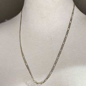 Sterling Silver Chain Link Necklace Jewelry